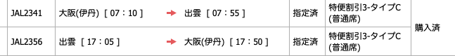 JGC修行,JGC回数修行,伊丹空港,関西空港,2019,主婦,JAL上級会員