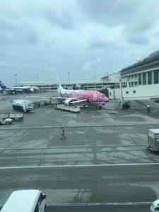 JGC修行,JGC回数修行,伊丹空港,関西空港,2019,主婦,JAL上級会員,JALグローバル会員