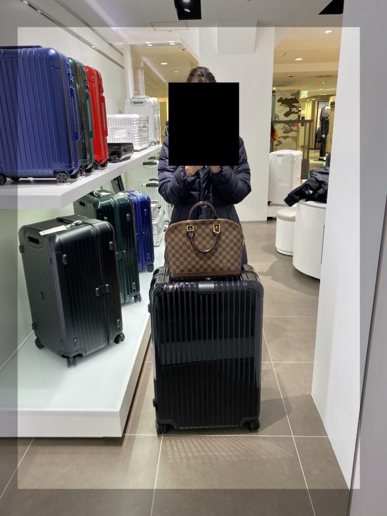 RIMOWA,リモワスーツケース,リモワを安く買う方法,リモワ個人輸入,リモワ個人輸入日本語対応,エッセンシャルチェックイン