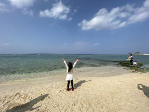 沖縄子連れ旅行,冬の沖縄旅行,1月の沖縄旅行