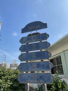 沖縄子連れ旅行,冬の沖縄旅行,1月の沖縄旅行,港川外人住宅街