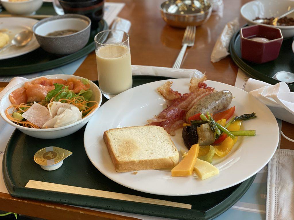 ハイアットリージェンシー大阪,ハイアット大阪,レストラン,朝食,モーニング,子ども連れ