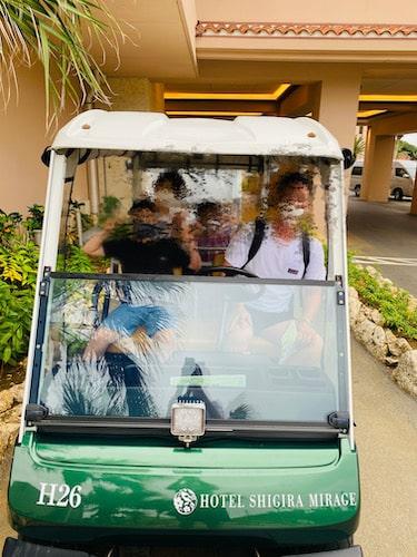ホテルシギラミラージュベイサイド,シギラリゾート,宮古島旅行,子供連れ宮古島旅行,ジュニアスイート