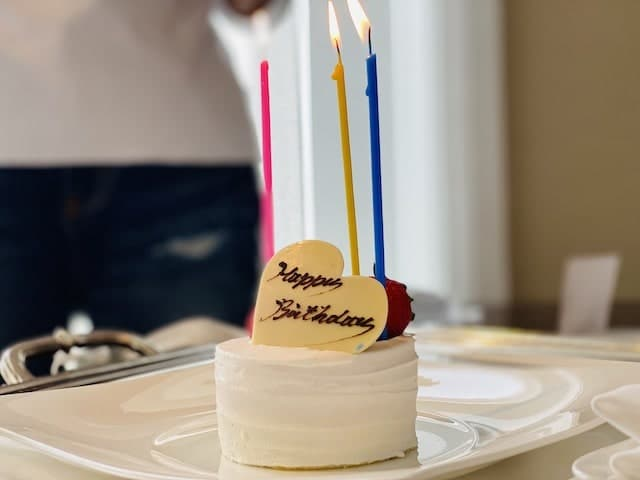 セントレジスホテル大阪のケーキ