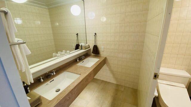 琵琶湖ホテルのパウダールーム