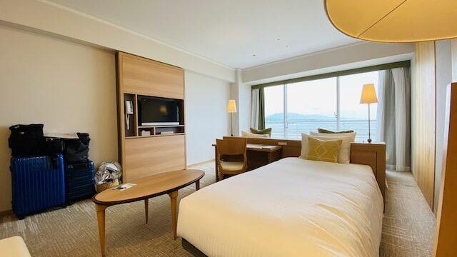 琵琶湖ホテルの部屋4