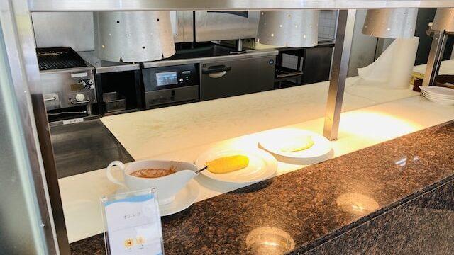 琵琶湖ホテルの朝食ブッフェメニュー8