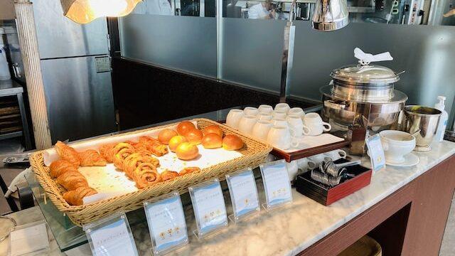 琵琶湖ホテルの朝食ブッフェメニュー7