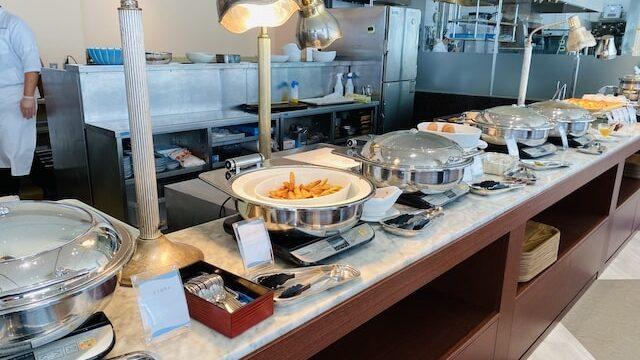 琵琶湖ホテルの朝食ブッフェメニュー5
