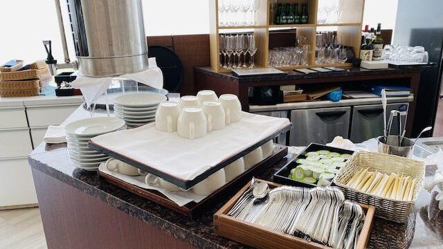 琵琶湖ホテルの朝食ブッフェメニュー9