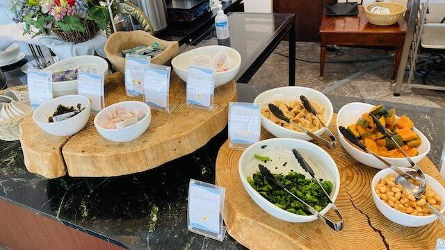 琵琶湖ホテルの朝食ブッフェメニュー2
